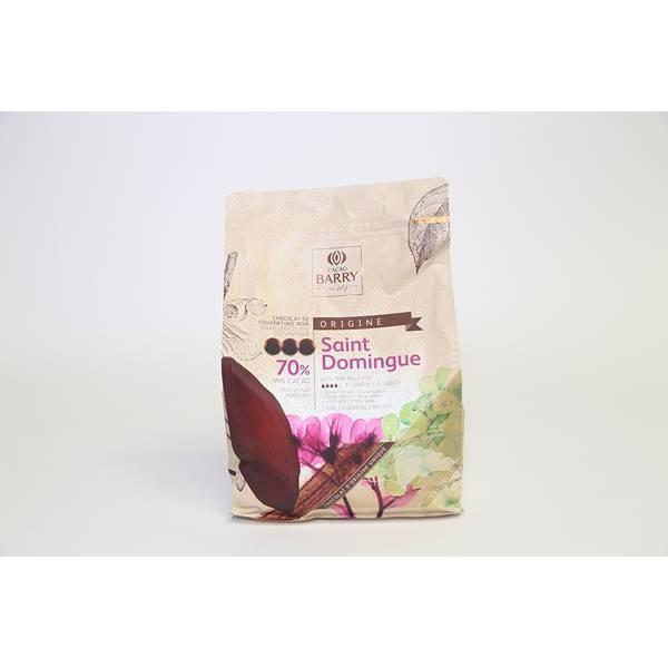 Chocolat St Domingue 70%