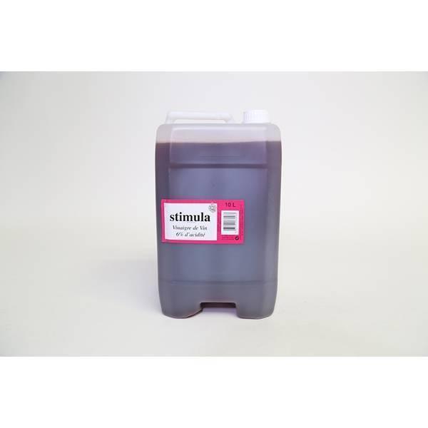 Vinaigre de vin rouge - 10L