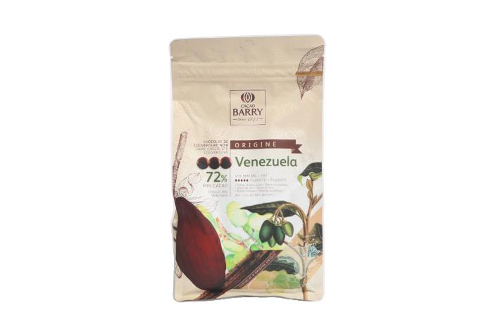 Chocolat noir Venezuela 72%