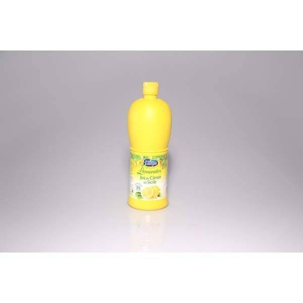 Jus de citron de Sicile - 1L