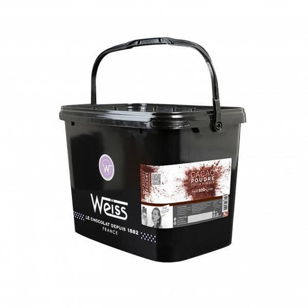 Cacao poudre 100% - 4Kg