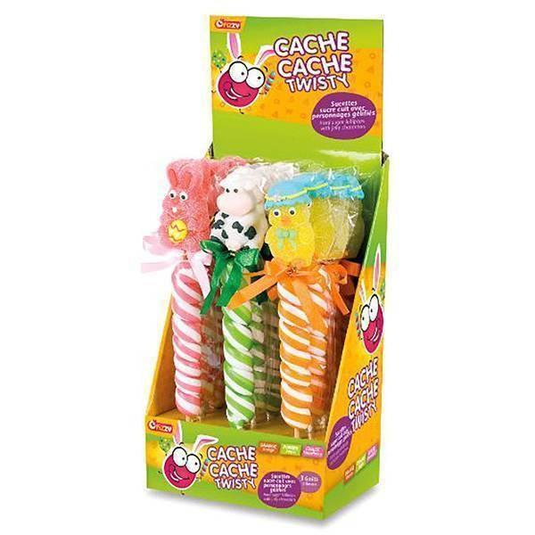 Sucette cache cache Twisty