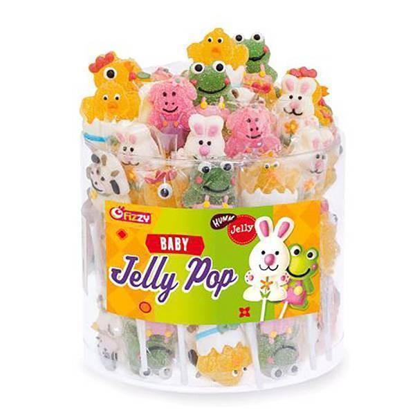 Tubo baby Jelly pop -x36