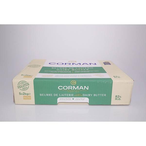 Beurre de laiterie -5x2kg