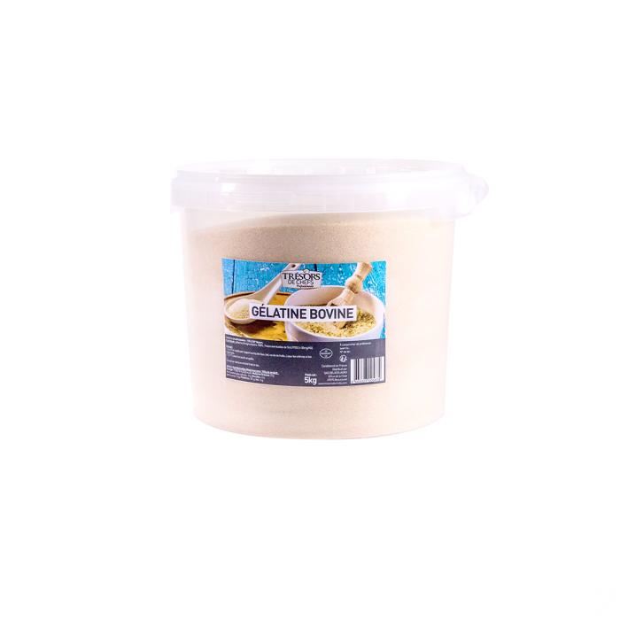 Gelatine poudre bovine