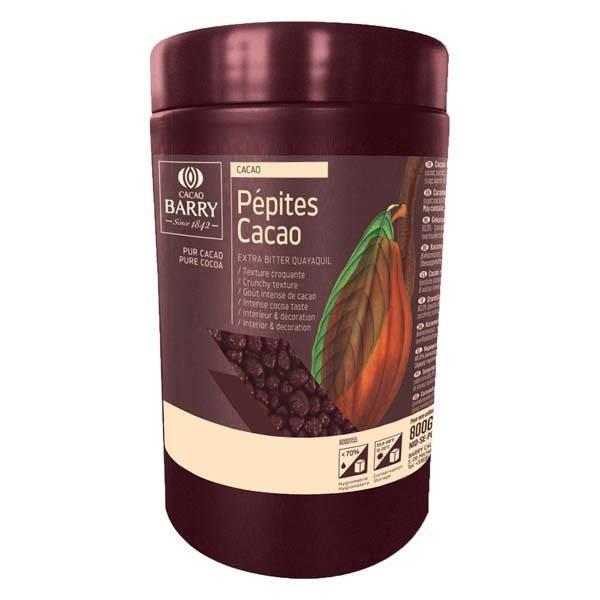 Pépites cacao extra-bitter