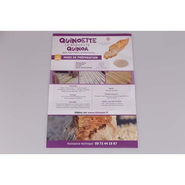 Kit quinoette