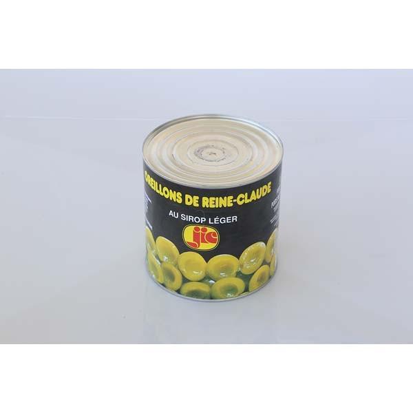 Reines claude - Boite 3/1