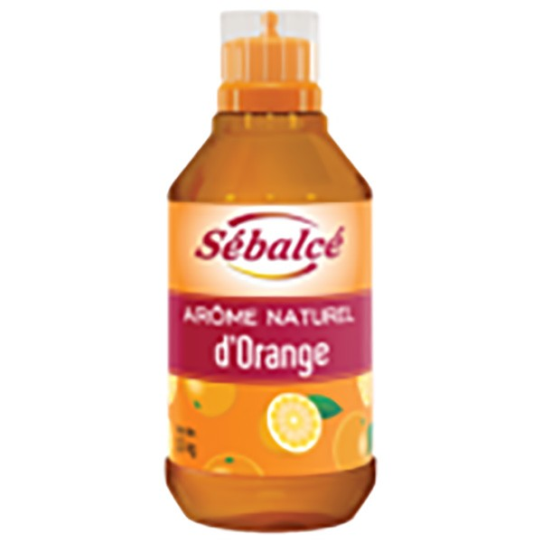 Arôme naturel orange - 500mL
