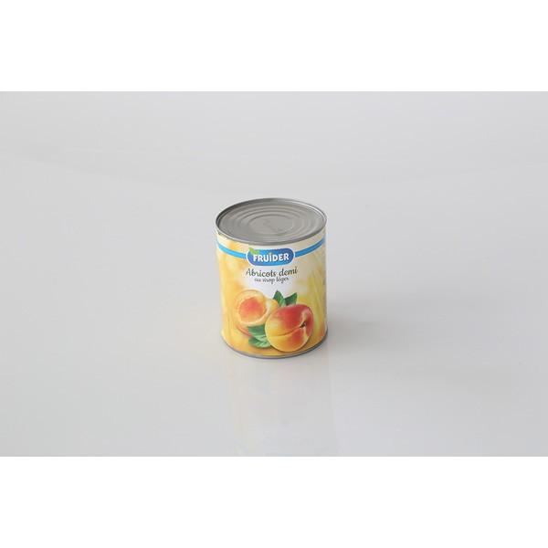 Abricots au sirop - 4/4