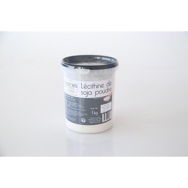 Lécithine de soja poudre - 1kg