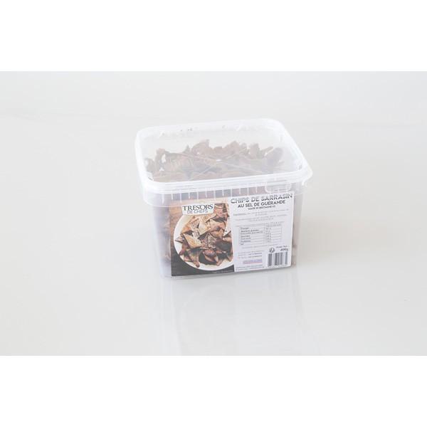 Chips de blé noir 400g