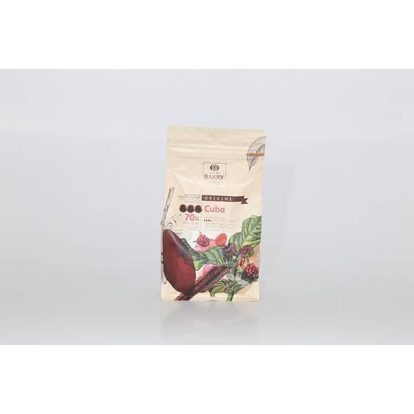 Chocolat noir Cuba 70%