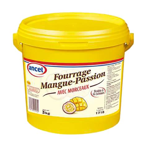 Fourrage mangue-passion