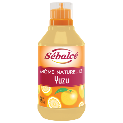Arome naturel de yuzu