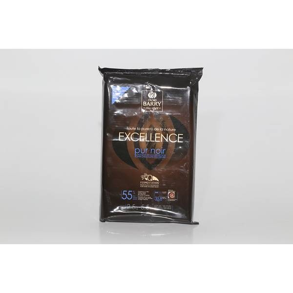 Chocolat Excellence 55% - 2,5kg