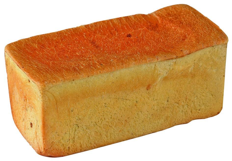 Moule à pain Exoglass avec couvercle 800 g