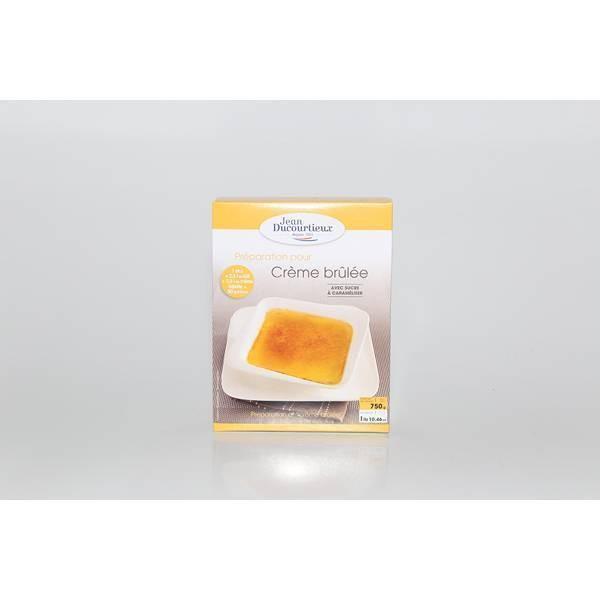 Crème brûlée poudre - 750g