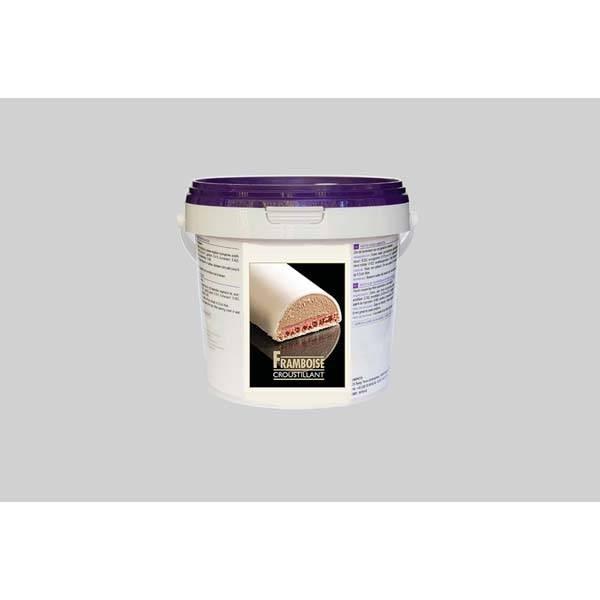Croustillant framboise - 4kg