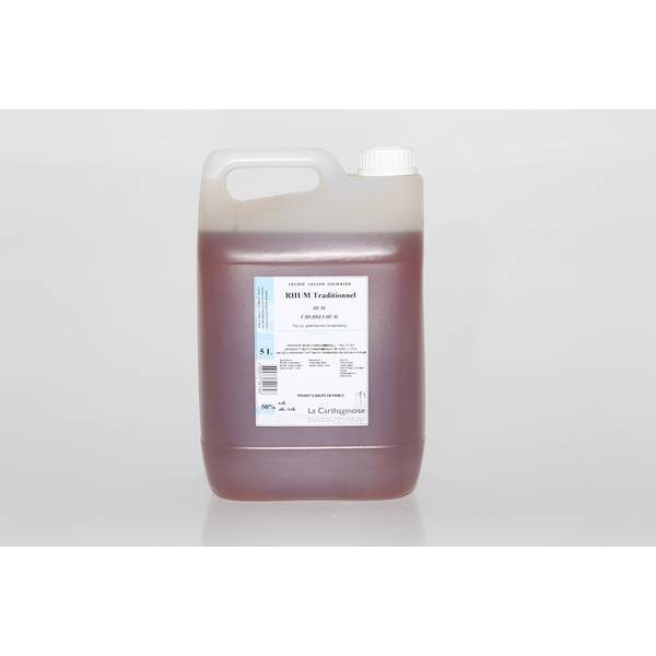 Rhum gélifié 50% - 1L