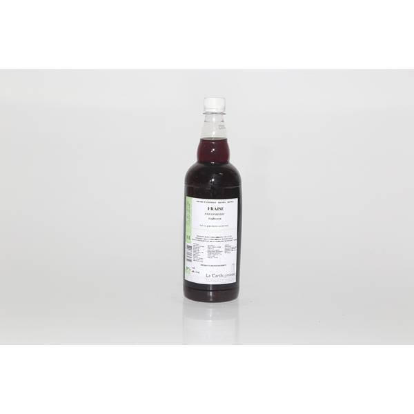 Arôme fraise 50% - 1L