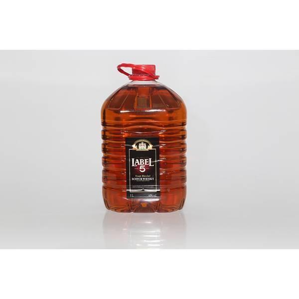 Whisky Label 5 60%