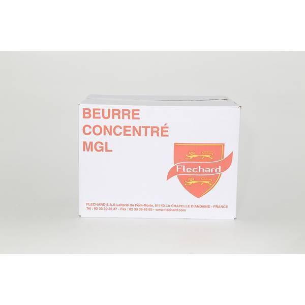 Beurre concentré MGL - 10kg