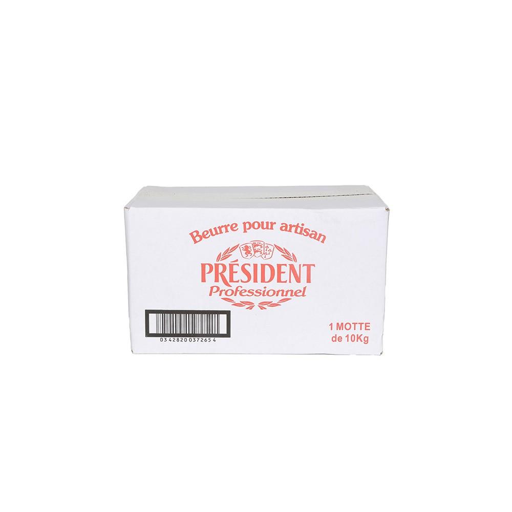 Beurre doux - 10kg