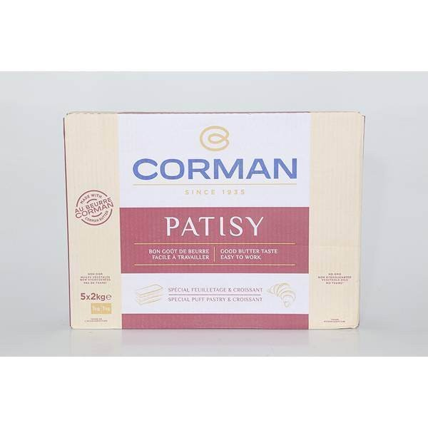 Patisy feuille. & crois. - 5x2kg