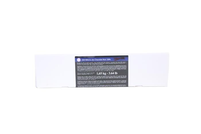 Bâtons de chocolat noir - x500