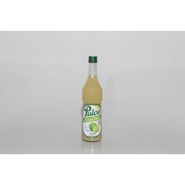 Pulco citron vert - 70cL