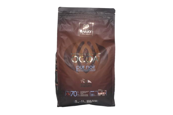 Chocolat noir Ocoa 70% - 5kg