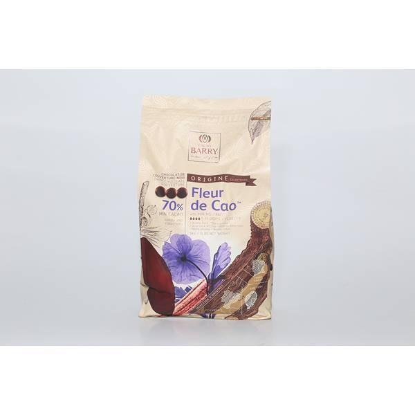 Chocolat Fleur de Cao 70% - 5kg