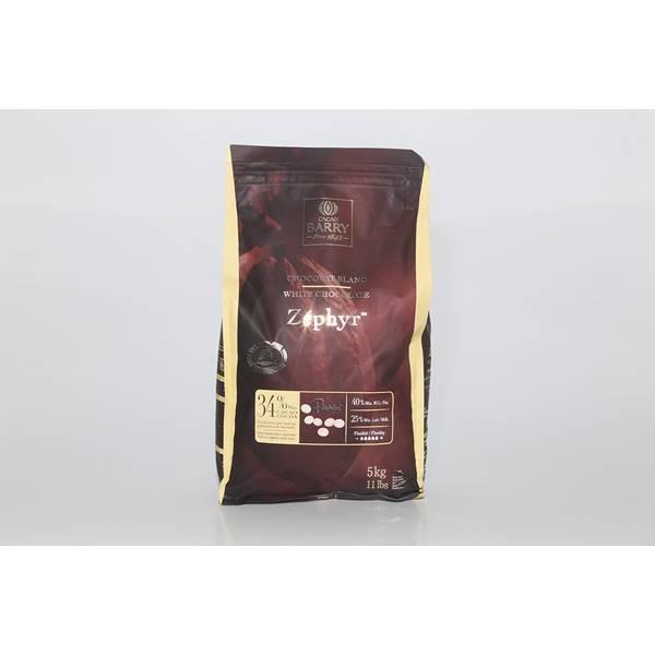 Chocolat blanc Zéphyr 34%