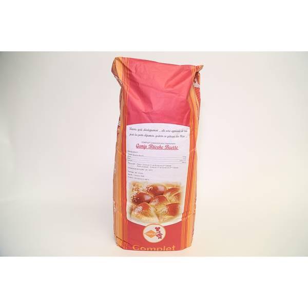 Gamip Brioche beurre - 25kg