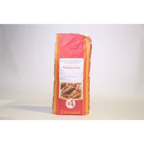 Gamip Brioche aux oeufs - 25kg