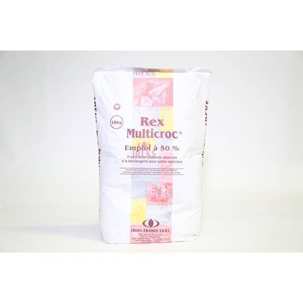Rex Multicroc - 15kg