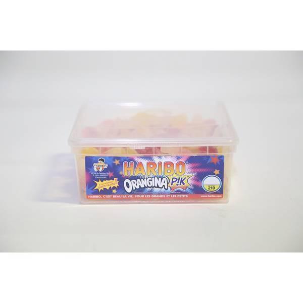 Orangina - boite 210 pièces