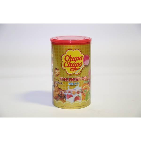 Chupa chups assorties - 150 pcs