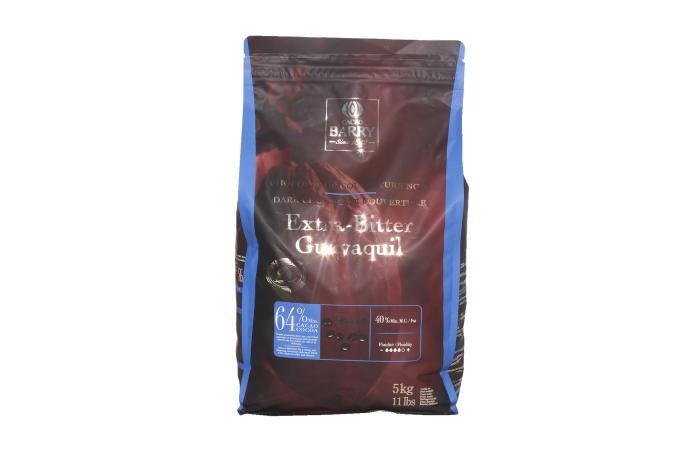 Chocolat Extra-Bitter 64%