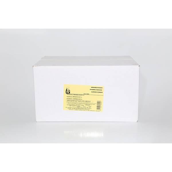Poudre d'amandes blanches - 10kg