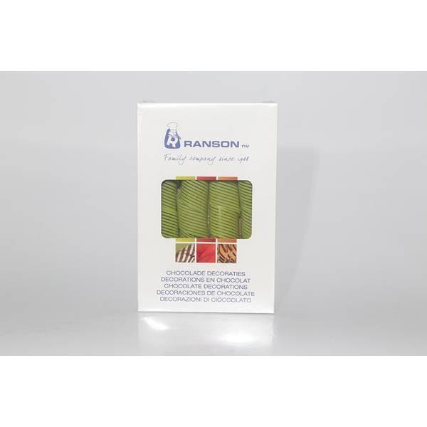 Mini curlies vert - x160