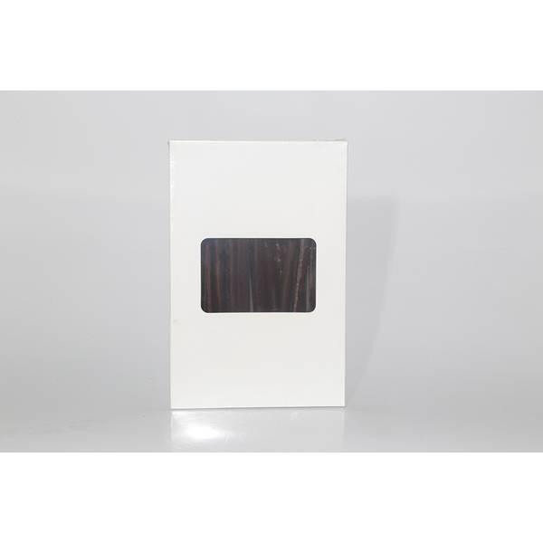 Cylindre noir 32cm - x30
