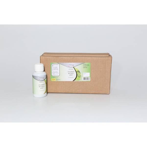 Colorant naturel vert - 100mL