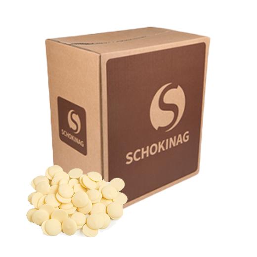 Chocolat blanc 29% - 10kg