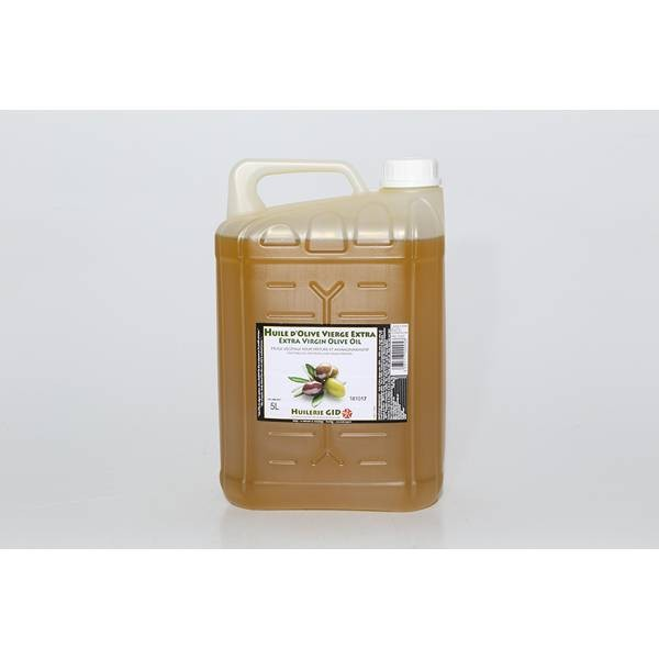 Huile d'olive vierge extra - 5L
