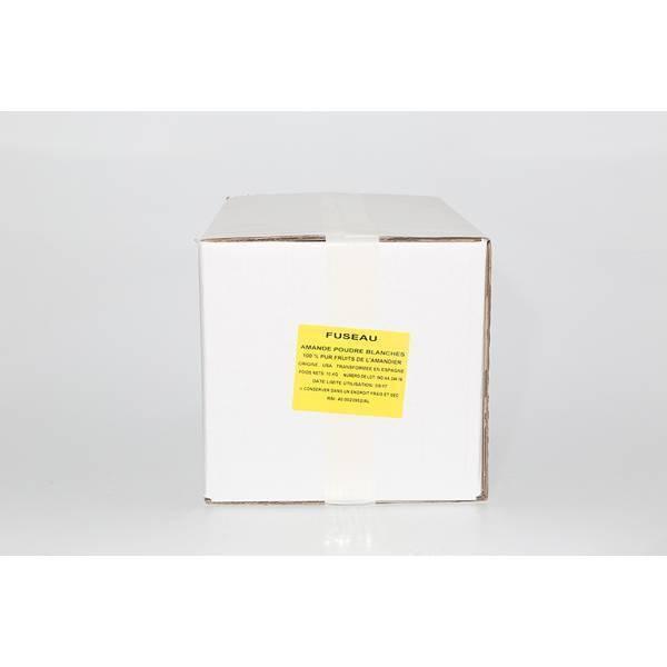 Poudre d'amande blanche - 10kg