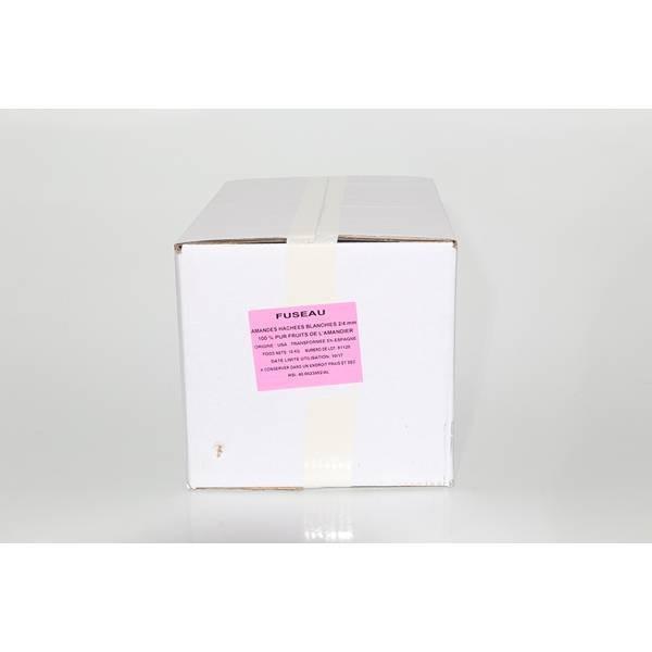 Amandes hachées 2-4 mm - 10kg