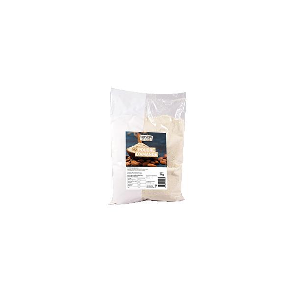 Poudre d'amandes blanches - 1kg