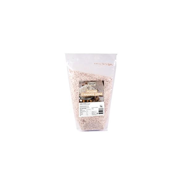 Poudre d'amandes grises - 1kg